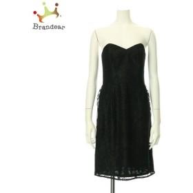 ミリー MILLY ドレス レディース 新品同様 ブラック系 カクテルドレス 新着 20191010