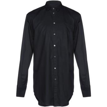 《セール開催中》S.S.S.R. Venezia メンズ シャツ ブラック 46 コットン 100%