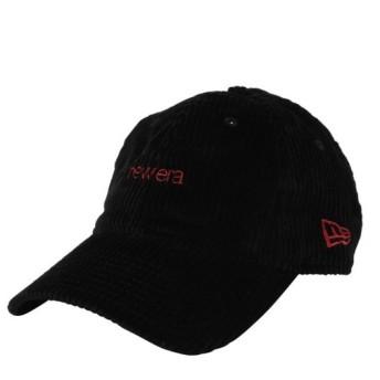 ニューエラ キャップ CAP 930 (12109052) コーデュロイキャップ CORDUROY CAP 帽子 : ブラック NEW ERA