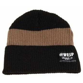 VESP リブボーダービーニー VPMBN19-03BK (Men's)