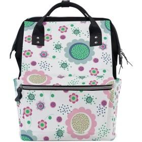 リュック レディース メンズ 学生 登山リュック リュックサック バックパック 大容量 デイバッグ カラー 花柄 マザーズバッグ おしゃれ 通勤 通学