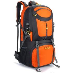 NCYTDE アウトドアスポーツバックパック男性と女性のナイロン防水大容量登山ハイキング乗馬登山バッグ