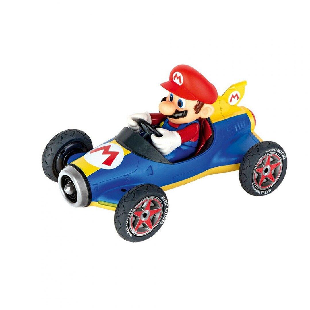 《任天堂》瑪利歐賽車 瑪利歐 遙控馬赫 8 賽車 東喬精品百貨