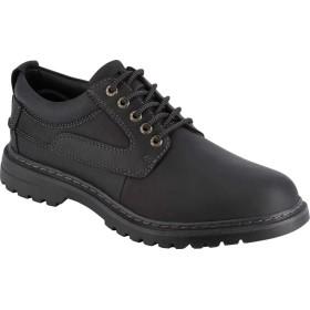 [ドッカーズ] シューズ オックスフォード Warden Plain Toe Derby Black メンズ [並行輸入品]