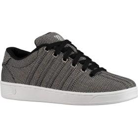 [ケースイス] シューズ スニーカー Court Pro II T SE CMF Sneaker Black/Silv レディース [並行輸入品]