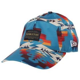 ニューエラ キャップ CAP 930 (12110786) PENDLETON ペンドルトン 帽子 : ターコイズブルー NEW ERA