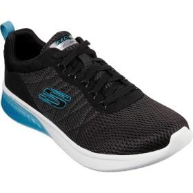 [スケッチャーズ] シューズ スニーカー Skech-Air Ultra Flex Walking Shoe Black メンズ [並行輸入品]