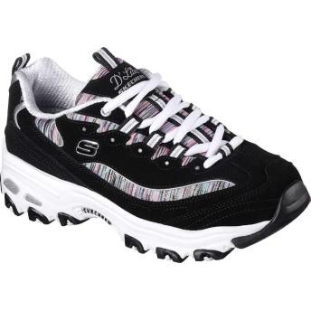 [スケッチャーズ] シューズ スニーカー D'Lites Interlude Training Sneaker Black/Mult レディース [並行輸入品]