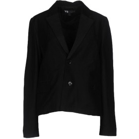 《セール開催中》Y-3 レディース テーラードジャケット ブラック XXS 麻 70% / キュプラ 30%