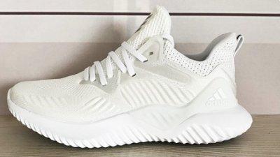 【RS只賣正品】ADIDAS ALPHABOUNCE BEYOND 編織鞋 慢跑鞋 小白鞋 AC8634 AC8274