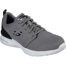 [スケッチャーズ] シューズ スニーカー Skech-Air Dynamight Vendez Sneaker Charcoal メンズ [並行輸入品]
