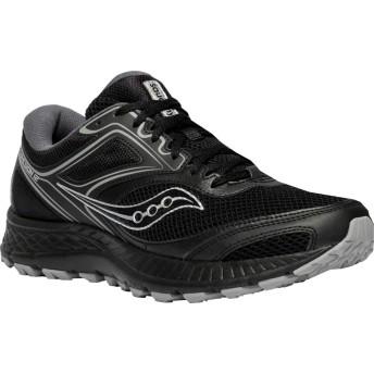 [サッカニー] シューズ スニーカー Versafoam Cohesion TR12 Running Sneaker Black/Grey メンズ [並行輸入品]