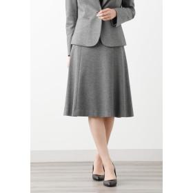 AMACA ◆◆【XSサイズ~】【LADY SKIRT】メランジポンチ スカート その他 スカート,チャコール