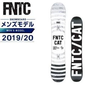 エフエヌティーシー FNTC スノーボード 板 メンズ シーエーティー CAT