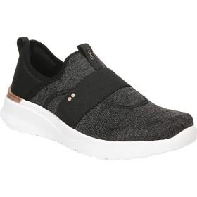 [ライカ] シューズ スニーカー Trista Slip-On Sneaker Black Knit レディース [並行輸入品]