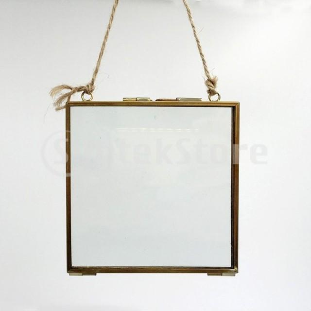 ノーブランド品 レトロな 肖像画 ぶら下げ アンティーク ガラス 絵 フォトフレーム