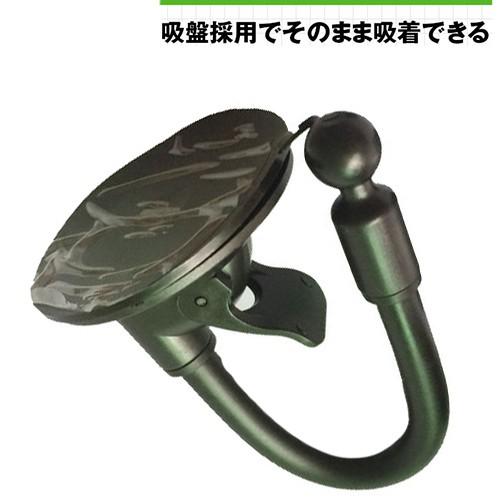 Garmin nuviCam DriveSmart™ 61 DriveSmart51車用吸盤固定座支架車架吸盤加長固定座