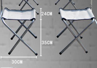 【戶外折疊椅-9917-椅-30*24*高35cm-2張/組】搭配戶外折疊桌使用,亦可單獨使用 承重90kg 多用途使用-56003