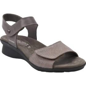 [メフィスト] シューズ サンダル Pattie Quarter Strap Sandal Dark Grey レディース [並行輸入品]