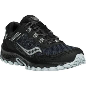 [サッカニー] シューズ スニーカー Versafoam Excursion TR13 Running Sneaker Black Trai レディース [並行輸入品]