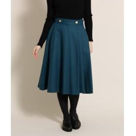 anatelier / アナトリエ ◆【美人百花11月号掲載/Lサイズあり】サキソニーミモレカラースカート