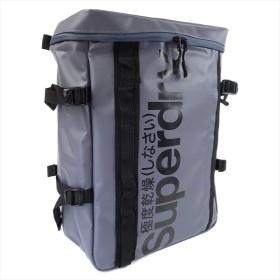 新品 極度乾燥しなさい リュック ミニ スクエア バッグ 極度乾燥 ボックスバッグ メンズ ロゴ (グレー×ブラックロゴ)sd708m [並行輸入品]