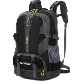 袋を登山カップルのショルダーバッグアウトドアスポーツサイクリング登山バッグ,黒