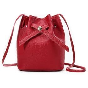 私はファッションバケットバッグ、トレンドショルダーバッグ、メッセンジャーバッグ、ハンドバッグ、-red1