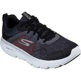 [スケッチャーズ] シューズ スニーカー GOrun Power Sneaker Black/Red メンズ [並行輸入品]