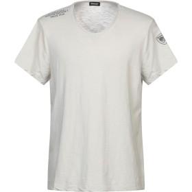 《セール開催中》BLAUER メンズ T シャツ ライトグレー XL コットン 100%