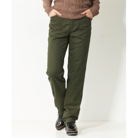 裏フリースストレートパンツ(選べる2レングス) (大きいサイズレディース)パンツ, plus size pants, 子, 子