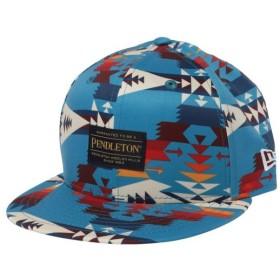 ニューエラ キャップ CAP 5950 (12109070) PENDLETON ペンドルトン 帽子 : ターコイズブルー NEW ERA