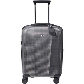 [ロンカート] スーツケース 機内持ち込み 37L 51cm 2kg ウイアー 【25】シルバー