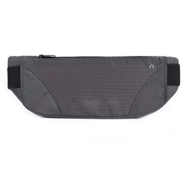 MMI-XIEKUABAO 防水弾性スポーツファッション財布 (Color : Gray, Size : S)