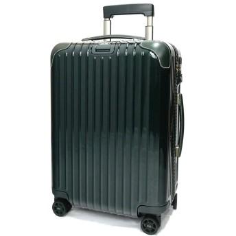 リモワ RIMOWA スーツケース BOSSA NOVA ボサノバ TSAロック対応 縦型 37L ジェットグリーン 870.53.40.4 [並行輸入品]
