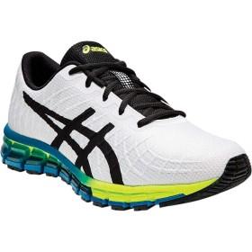 [アシックス] シューズ スニーカー GEL-Quantum 180 4 Running Shoe White/Safe メンズ [並行輸入品]