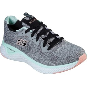 [スケッチャーズ] シューズ スニーカー Solar Fuse Brisk Escape Sneaker Gray/Multi レディース [並行輸入品]