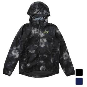 オークリー ジュニア キッズ・子供 ウインドジャケット ウインドブレーカー Enhance Wind Warm Jacket 9.7 412868JP スポーツウェア OAKLEY