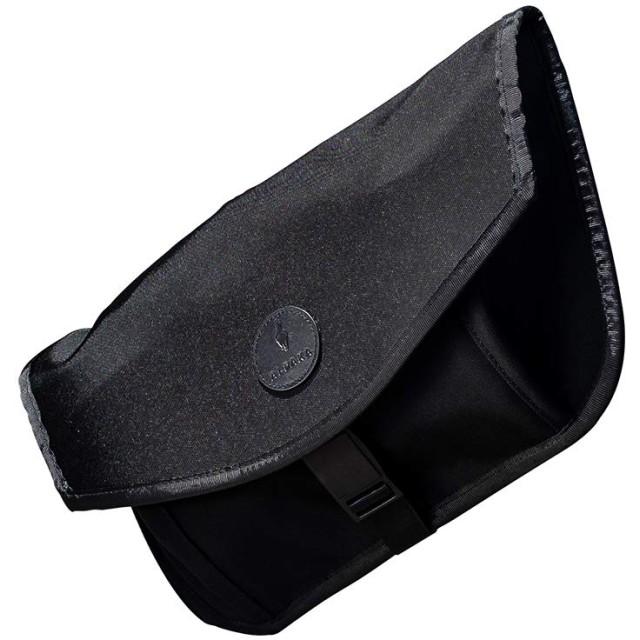 ALPAKA Alpha Sling:世界最軽量のタブレット用バッグ、Fidlock磁気ロック、防水バッグ(ブラック)