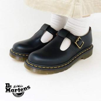 (ドクターマーチン) Dr.Martens POLLEY ポーリー BLACK ブラック レディース UK5(約24cm)