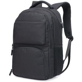 ビジネスリュックメンズ 15.6インチ PC ビジネス ラップトップバック 大容量 防水 USB充電機能付き 人気 通勤 出張 旅行 通学 メンズ おしゃれ