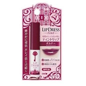 「近江兄弟社」 リップドレスティント ボルドー 2g 「化粧品」