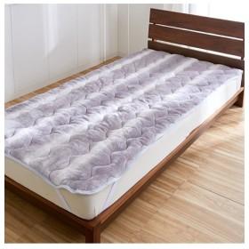 蓄熱わた入り ボリューム起毛敷パッド 敷きパッド・ベッドパッド, Bed pats, 床套