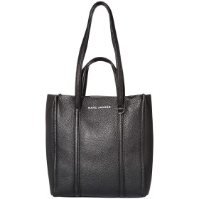【MARC JACOBS】TAG TOTE - M0015656 BLACK (BLACK)