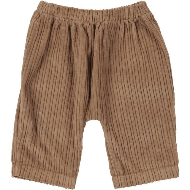 《セール開催中》OLIVE ボーイズ 0-24 ヶ月 パンツ キャメル 3 コットン 100%