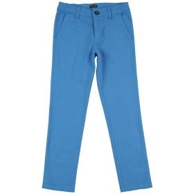 《期間限定セール開催中!》TAGLIATORE ボーイズ 3-8 歳 パンツ ブルー 4 コットン 97% / ポリウレタン 3%