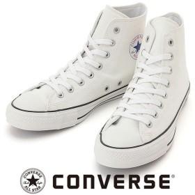 コンバース オールスター100カラーズハイ ホワイト CONVERSE 100周年モデル