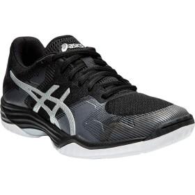 [アシックス] シューズ スニーカー GEL-Tactic Indoor Sport Shoe Black/Silv レディース [並行輸入品]