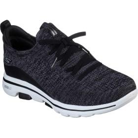 [スケッチャーズ] シューズ スニーカー GOwalk 5 Crown Sneaker Black/Whit レディース [並行輸入品]