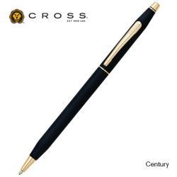 美國 CROSS 世紀系列 岩黑 原子筆